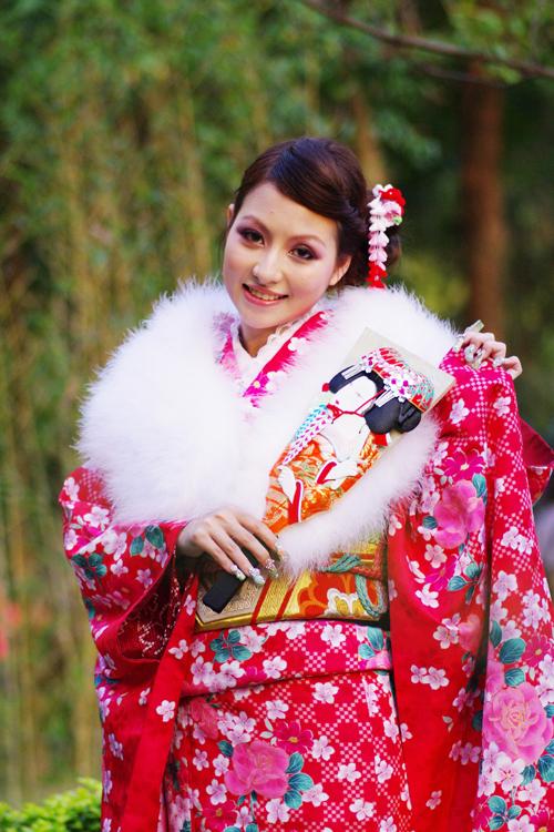 Snow & Dorisa @ 0228日本和服拍攝