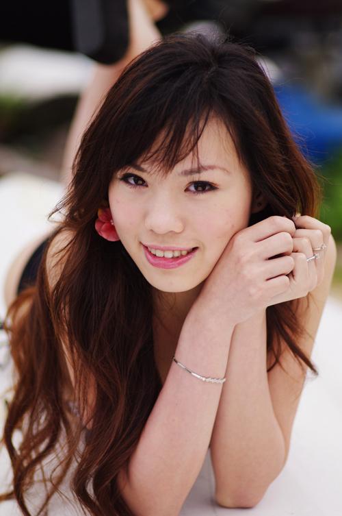 Yan Ng @ 石澳海灘 ( 2010-04-18 )