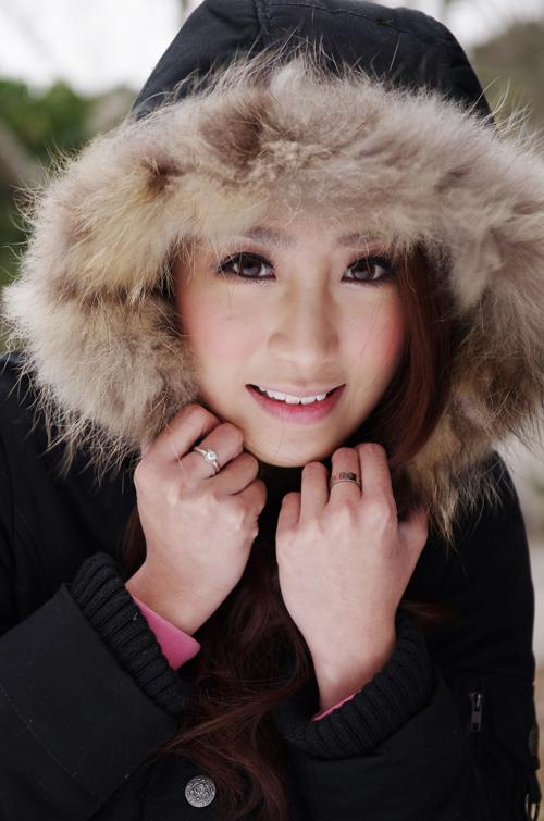 Alia Cheung @ 西環摩星嶺