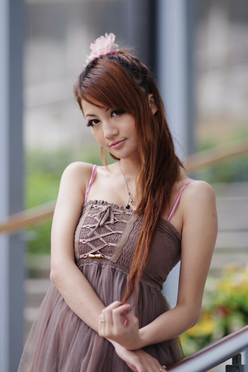 Memi Lin @ 香港大學