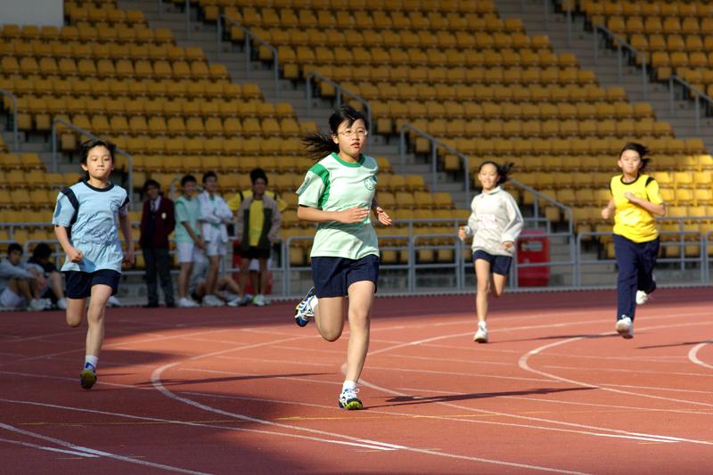 母校陸運會初賽2006